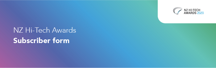 NZ Hi-Tech Awards Entry Registration